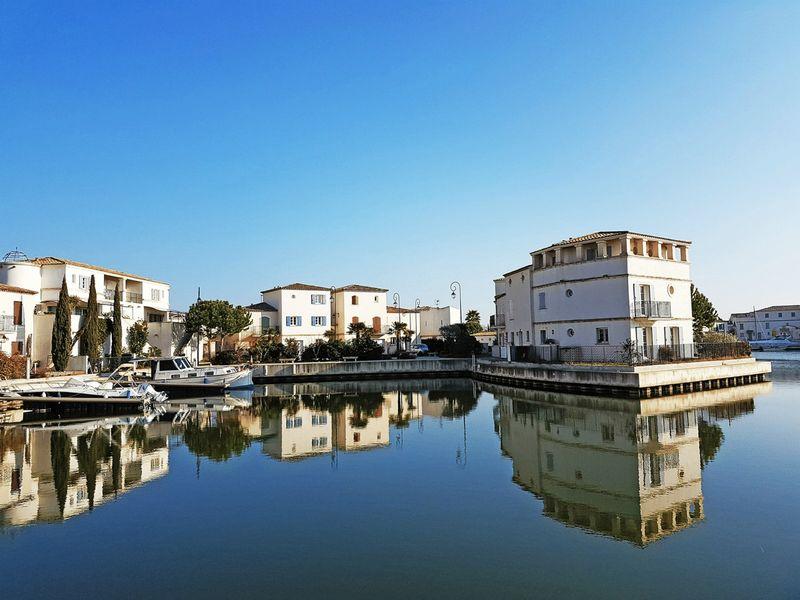 Aigues-Mortes - Marina Corail (3 beds)