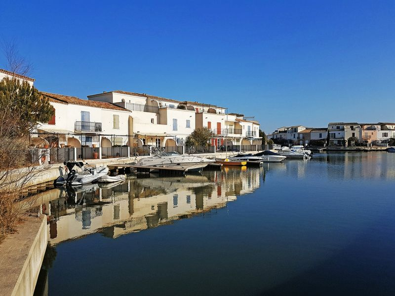 Aigues-Mortes - Marina Corail (3 beds)