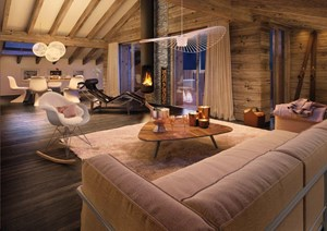 Chatel - 4 Seasons (1 beds)