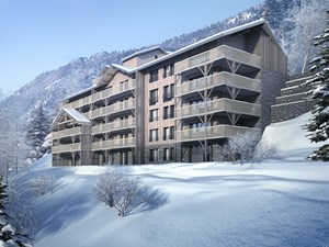 Chatel - The View (3 bed)