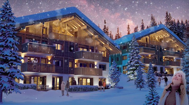 MEGEVE - SILVER LODGE (1 Bed)