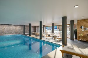 ALPE D'HUEZ - WHITE PEAK LODGE (4BED) ALPE D'HUEZ