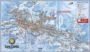 LES HELIADES - 2BED LES GETS