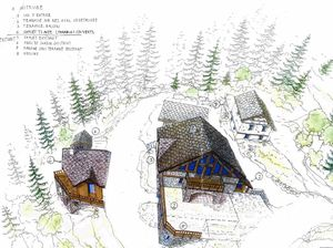 ARC 1800 - 6 BEDROOMS CHALET Paradiski