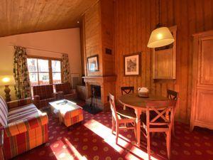 Arc 1950 - 865 + 867 Refuge du Montagnard (2 Bed)