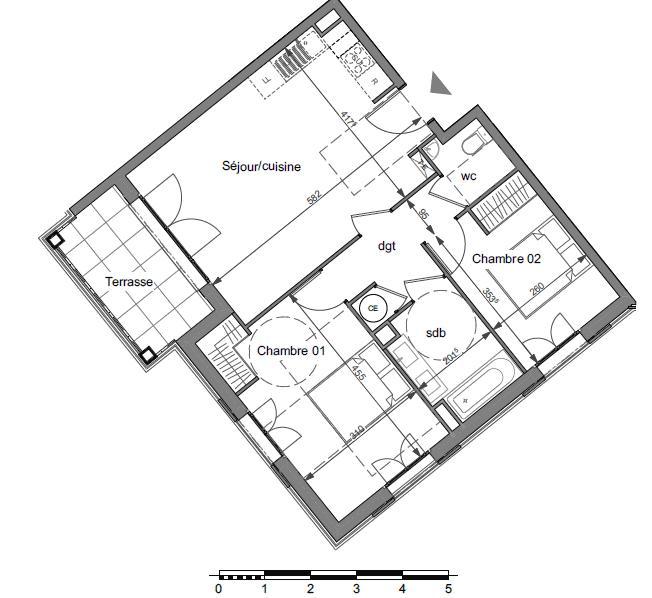 Sainte Maxime - Villa Massimo (2 bed)