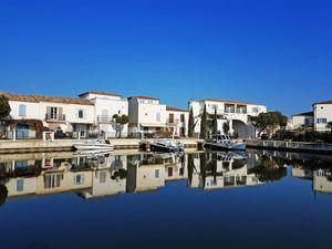 Aigues-Mortes - Marina Corail (2 beds)