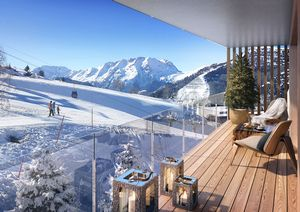 ALPE D'HUEZ - WHITE PEAK LODGE (3BED + CABIN) ALPE D'HUEZ