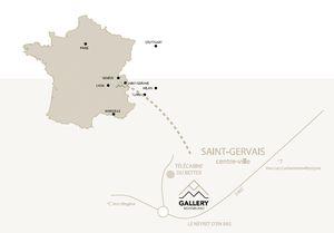 Gallery Mont Blanc - Studio St-Gervais-Les-Bains