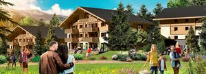 MEGEVE - SILVER LODGE (3 Bed)