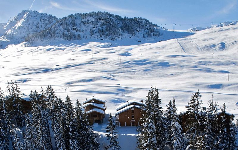 Courchevel - Les Grandes Bosses (3 beds)