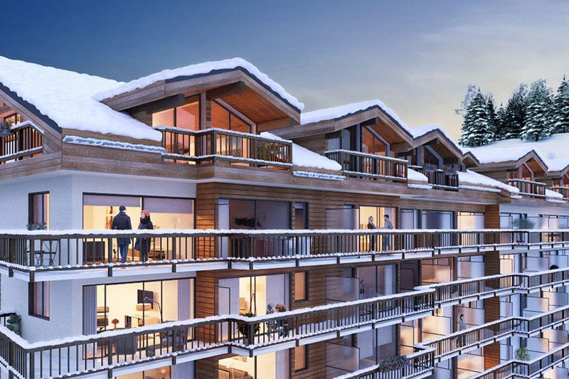 Courchevel - Les Grandes Bosses (3 Bed)