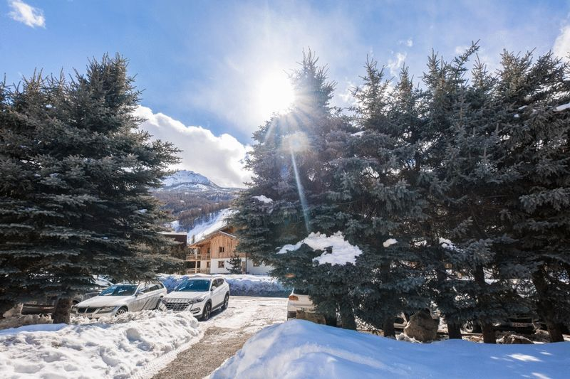 SERRE CHEVALIER - CRISTAL LODGE (3 BED) SERRE CHEVALIER