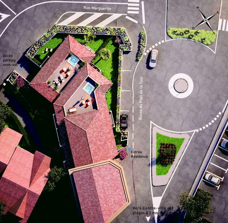 Sainte Maxime - Villa Massimo (studio)