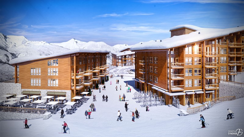 Les Arcs 1800 - Edenarc Final Phase III (4 beds)
