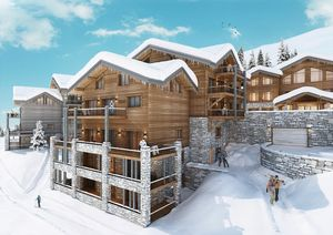 La Plagne Soleil - The White Pearl (4 bed) - Paradiski