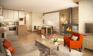 Meribel Centre - L'Hevana (1 bed)