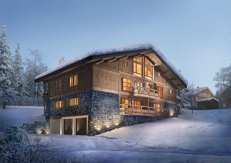STALLION - MEGEVE (5BED) Megeve
