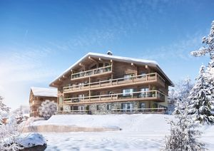 Megeve - Stallion (5 Bed)