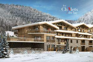 Chatel - Les Chalets du Lac (3 beds)