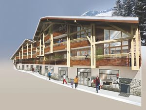 CHATEL - CHATEL SUPER CENTRE (1 BED) CHATEL
