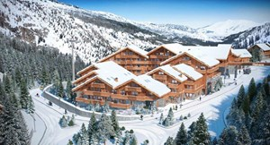 Meribel Centre - L'Hevana (2 bed)