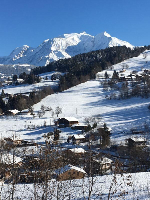 Combloux - Chalets - Les Fermes du Mont Blanc (3 beds)