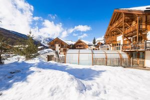 SERRE CHEVALIER - CRISTAL LODGE (4 BED) SERRE CHEVALIER