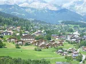 Combloux - Les Fermes du Mont Blanc (4 bed)