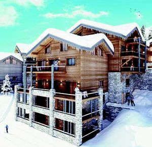 La Plagne - The White Pearl (2 Bed)