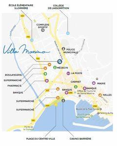Sainte Maxime - Villa Massimo (3 bed)