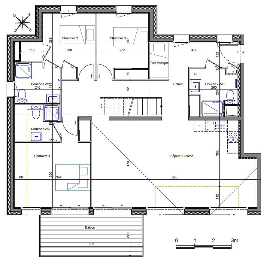 4bed duplex
