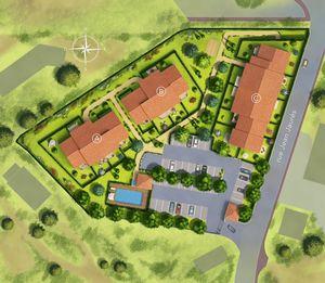 Le Plan-de-la-Tour - Ecrin Vert (3 BED)