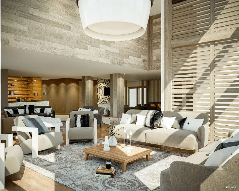 Meribel Centre - L'Hevana (3 Beds)