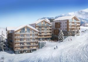 ALPE D'HUEZ - WHITE PEAK LODGE (3BED) ALPE D'HUEZ