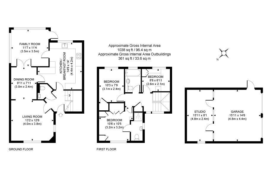 53 Harper Drive Floor plan