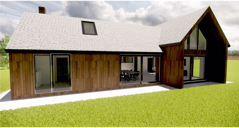 Building plot Moreton
