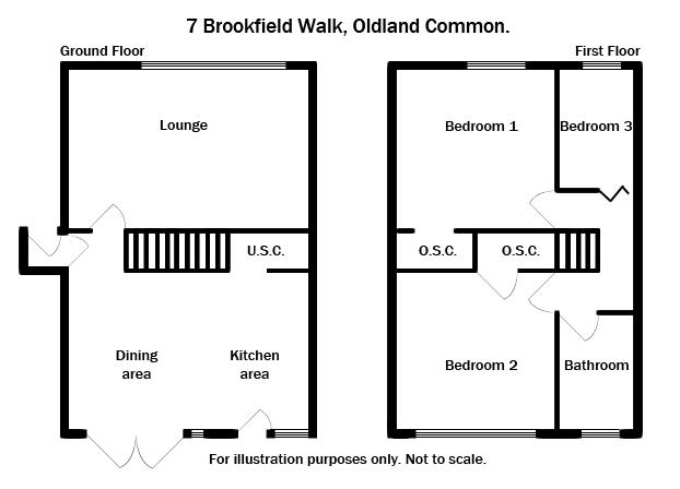 Brookfield Walk Oldland Common