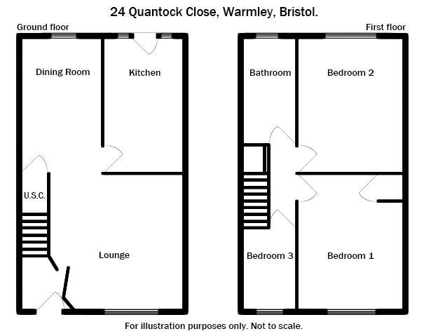 Quantock Close Warmley