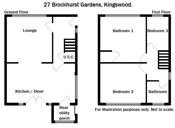 Brockhurst Gardens Kingswood