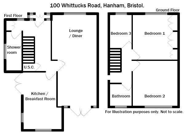 Whittucks Road Hanham