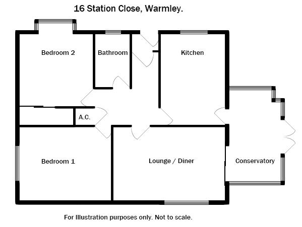 Station Close Warmley
