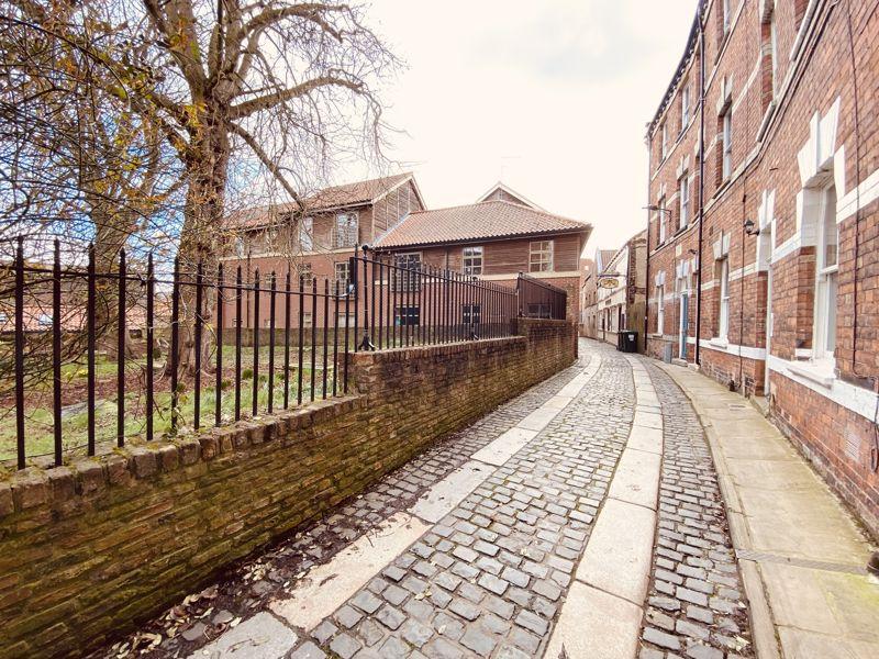 St. Martins Lane