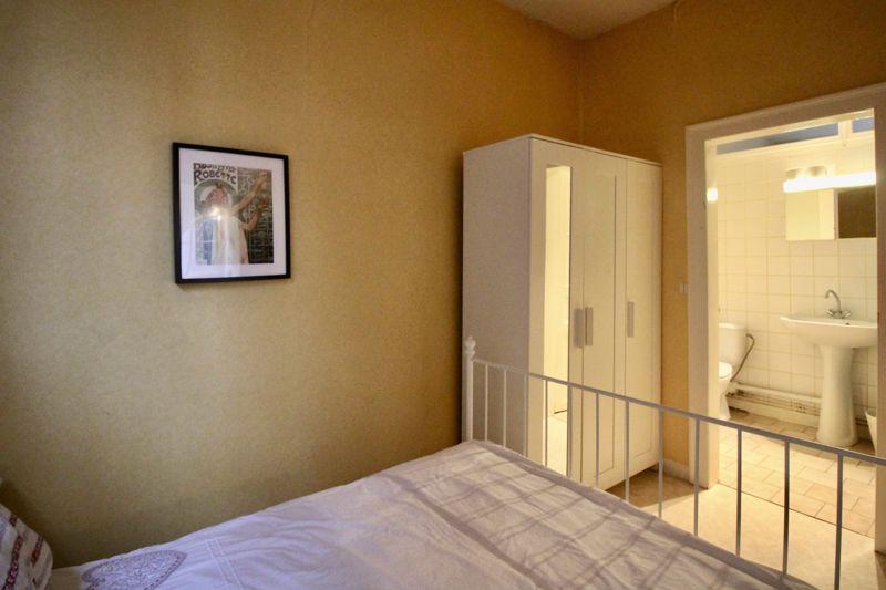 First floor bedroom and en suite