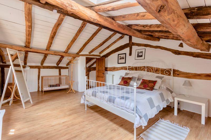 Gite bedroom 1
