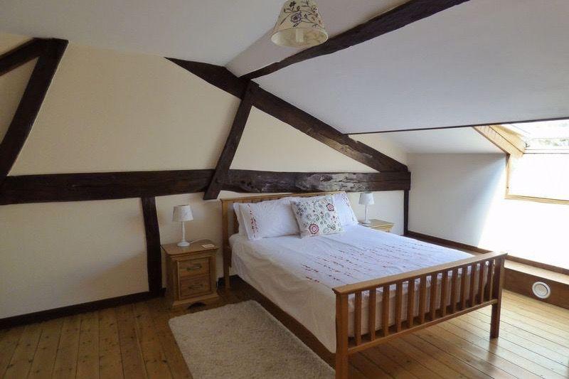 Bedroom - house