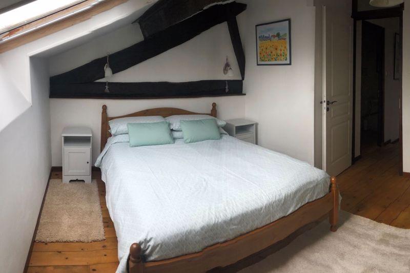 Master bedroom - Gite Matisse