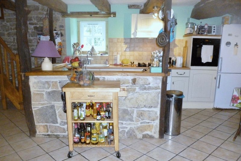 Kitchen/living room (ground floor)