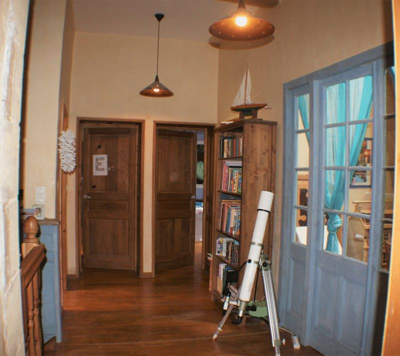 House: hallway