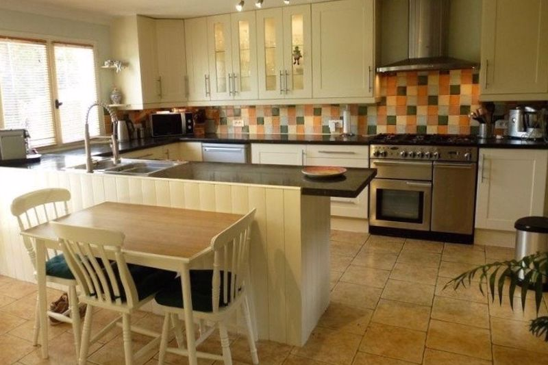 The annex kitchen